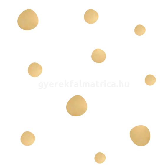arany pöttyös falmatrica
