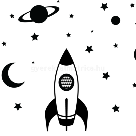 Űrhajós égbolt